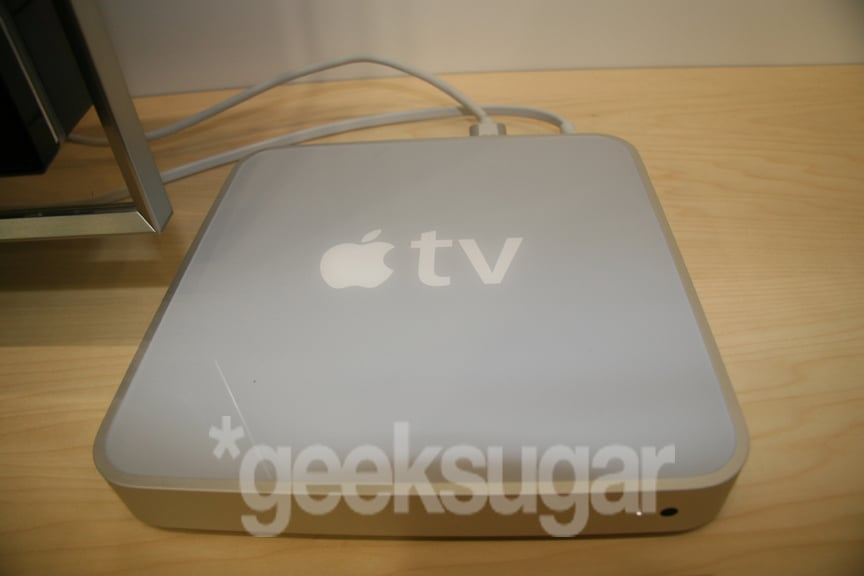 Apple TV's Shipment Date Postponed?