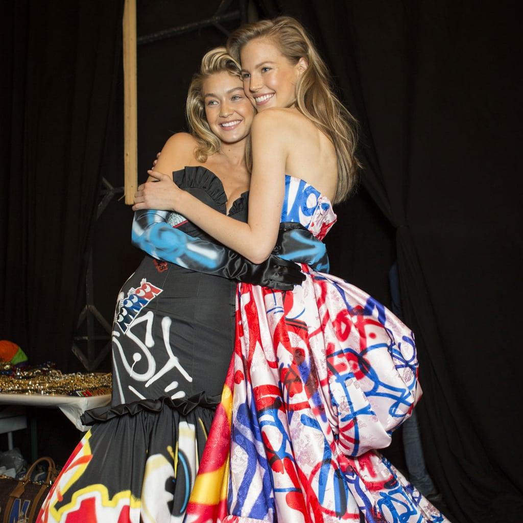 Backstage Photos Fashion Week Fall 2015