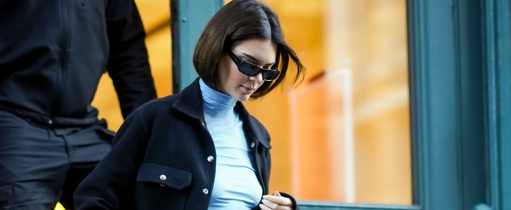 Kendall Jenner Carried an Adorable Mini Louis Vuitton Bag