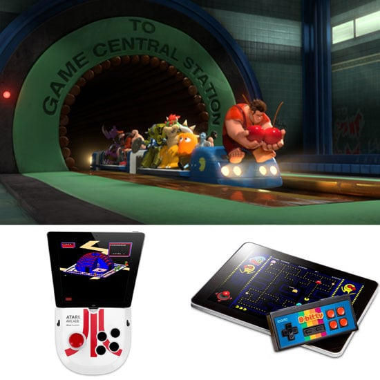 Wreck-It With Arcade Accessories For iPad