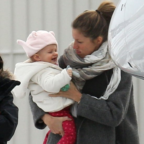 Tom Brady and Gisele Bundchen Leaving Boston | Pictures