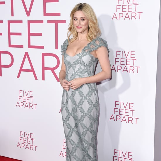 Lili Reinhart Red Carpet Style