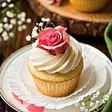Vanilla Bean Cupcakes With Vanilla Buttercream