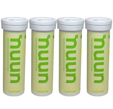 Lemonade Nuun Hydration Tablets