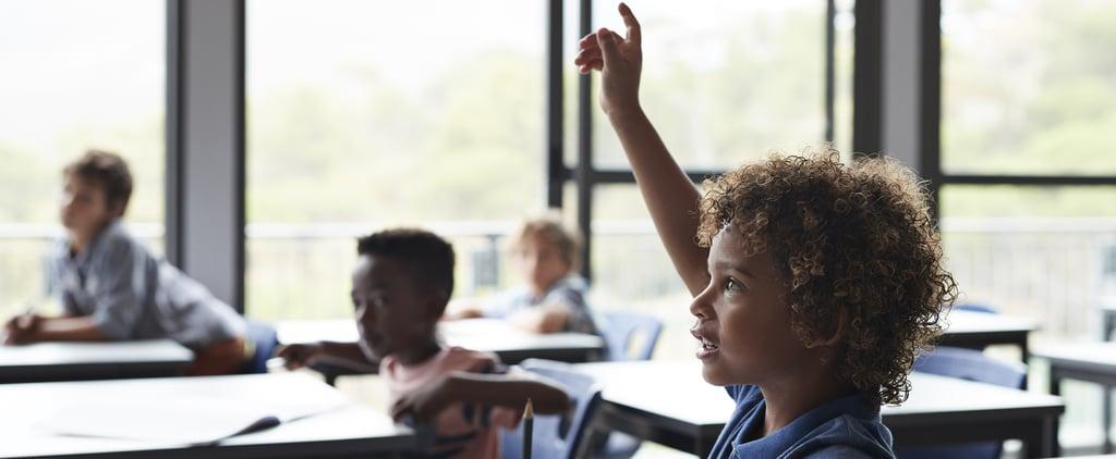 How My Son's Teacher Helped Him Build His Confidence