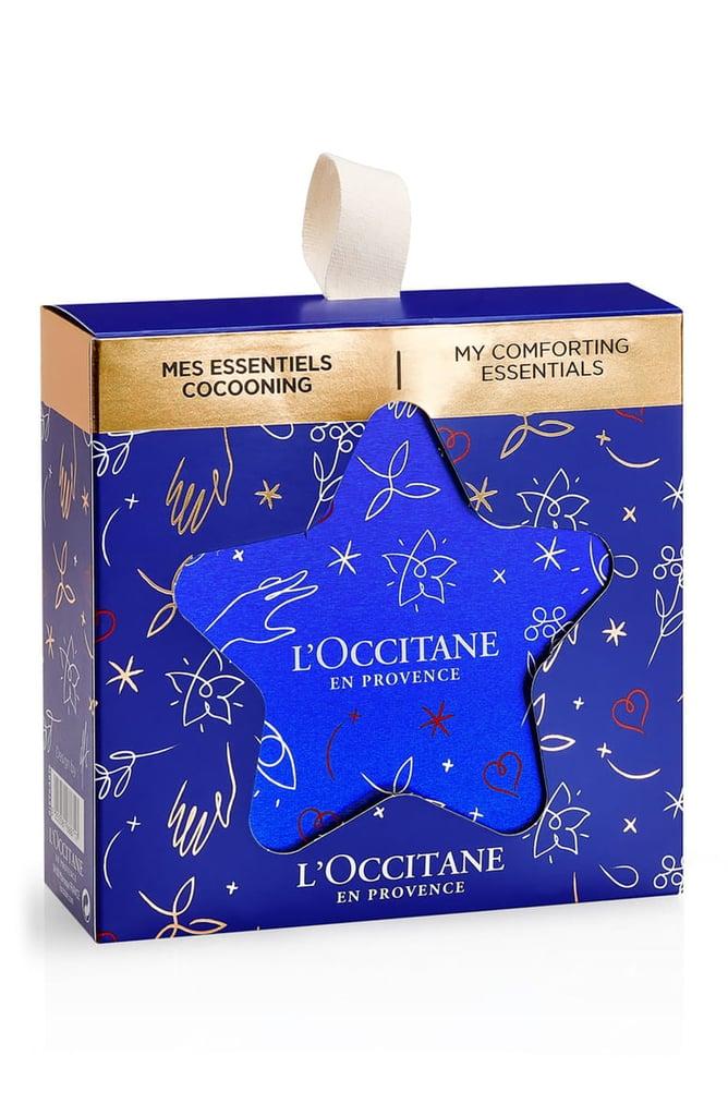 L'Occitane My Comforting Essentials Shea Butter Ornament Set