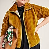 Natasha Faux Fur Jacket