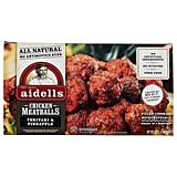 Aidells Teriyaki & Pineapple Chicken Meatballs ($17)