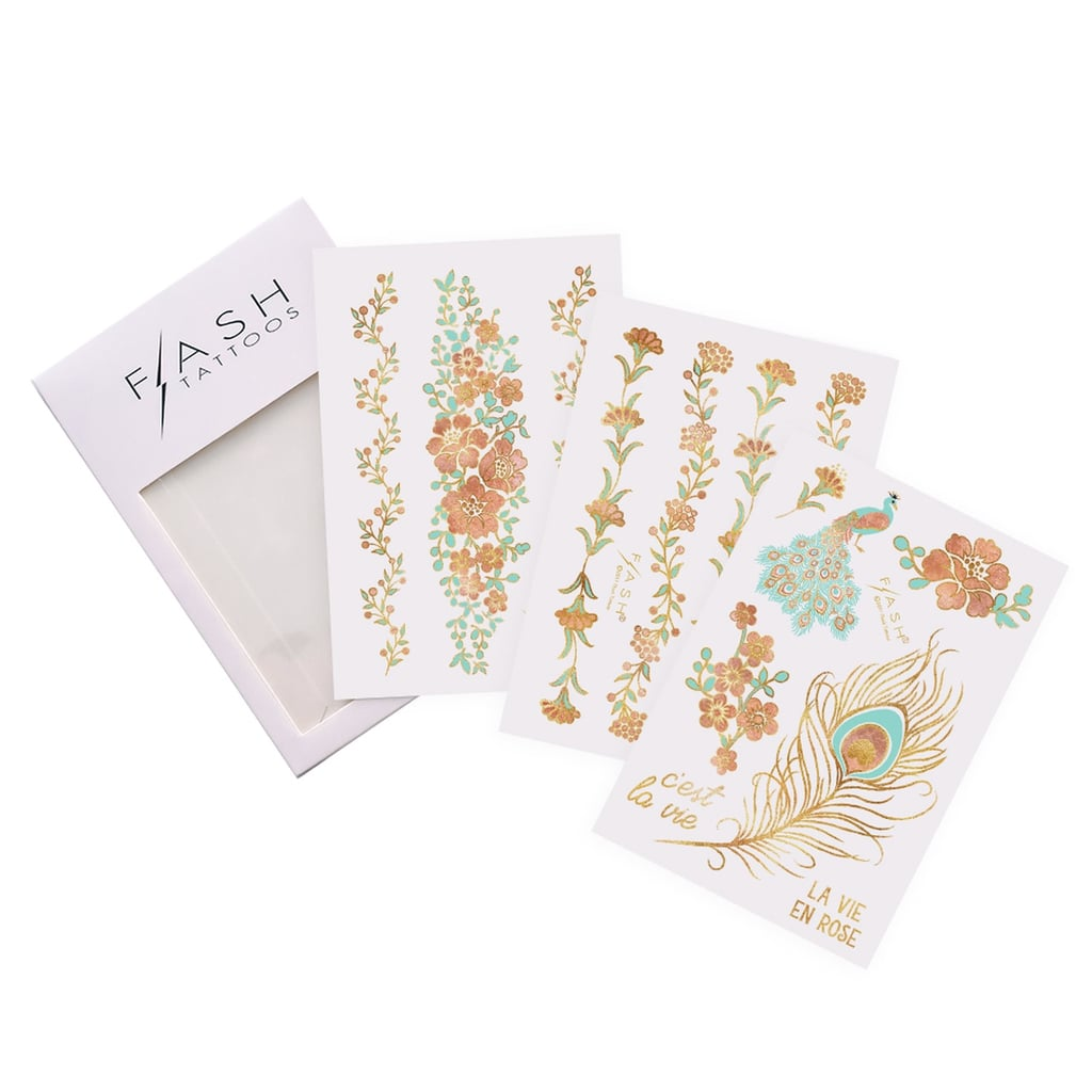 Flash Tattoos Camille Flash Pack