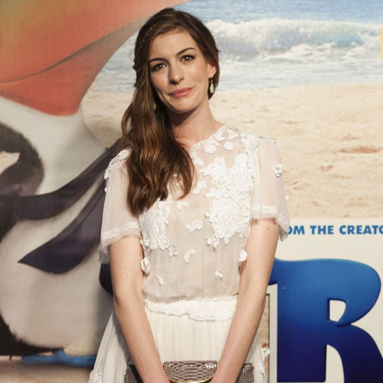 Pictures of Anne Hathaway Promoting Rio in Brazil 2011-03-23 11:50:28