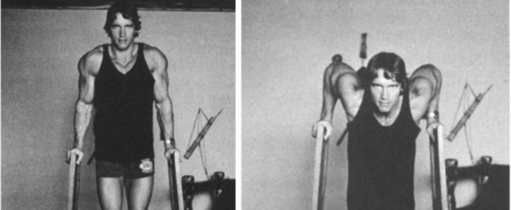 Arnold Schwarzenegger's At-Home Workout Review