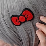 Hello Kitty Small Bows Hair Clips