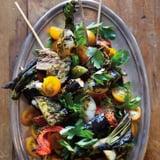 Charred Vegetable Skewers Recipe