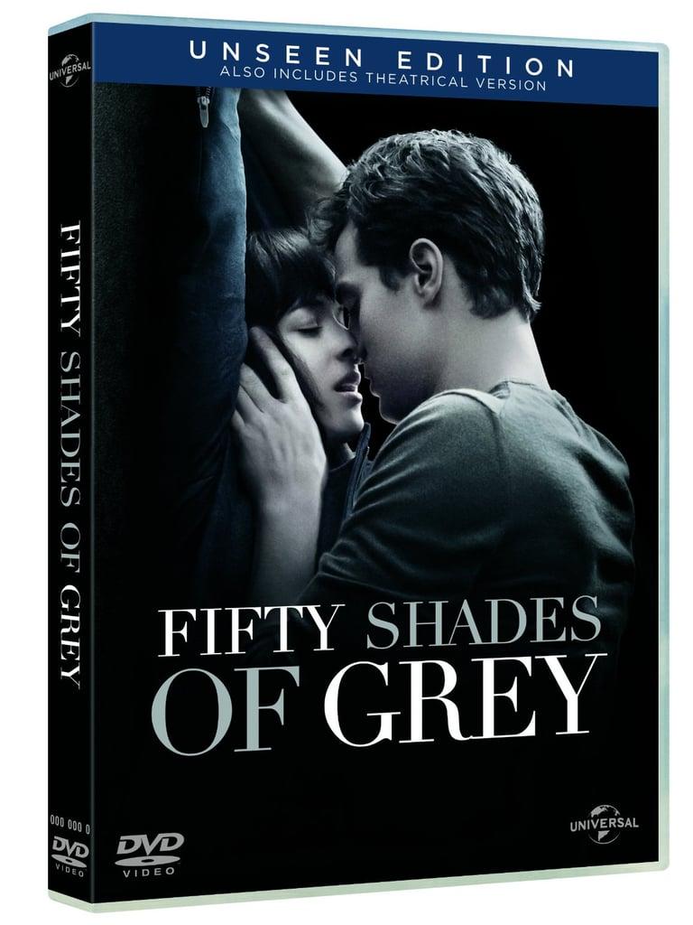 Dvd Shades Of Grey