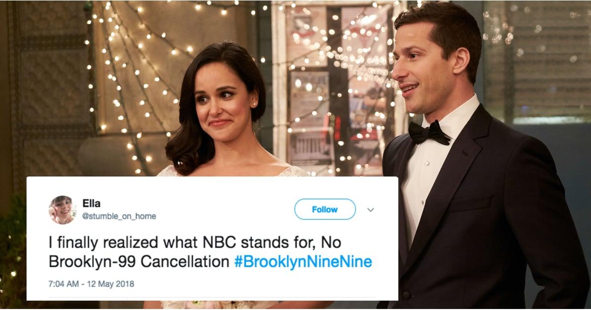 Brooklyn Nine Nine Renewed By Nbc Popsugar Entertainment
