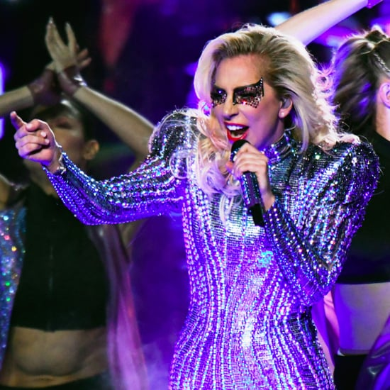 Lady Gaga Super Bowl Outfits 2017