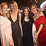 Pictured: Laura Linney, Laura Dern, Winona Ryder, and Molly Shannon