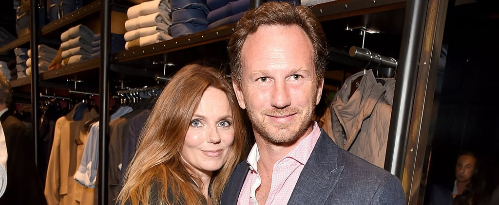 Geri Halliwell Pregnant With Second Child