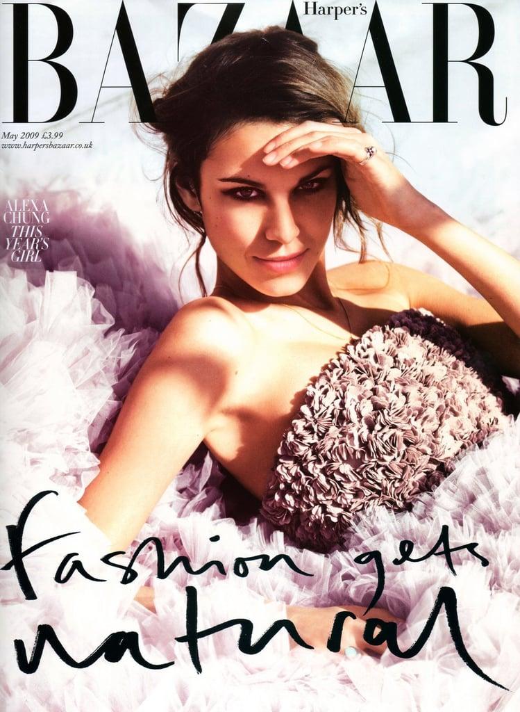 May 2009: Harper's Bazaar UK