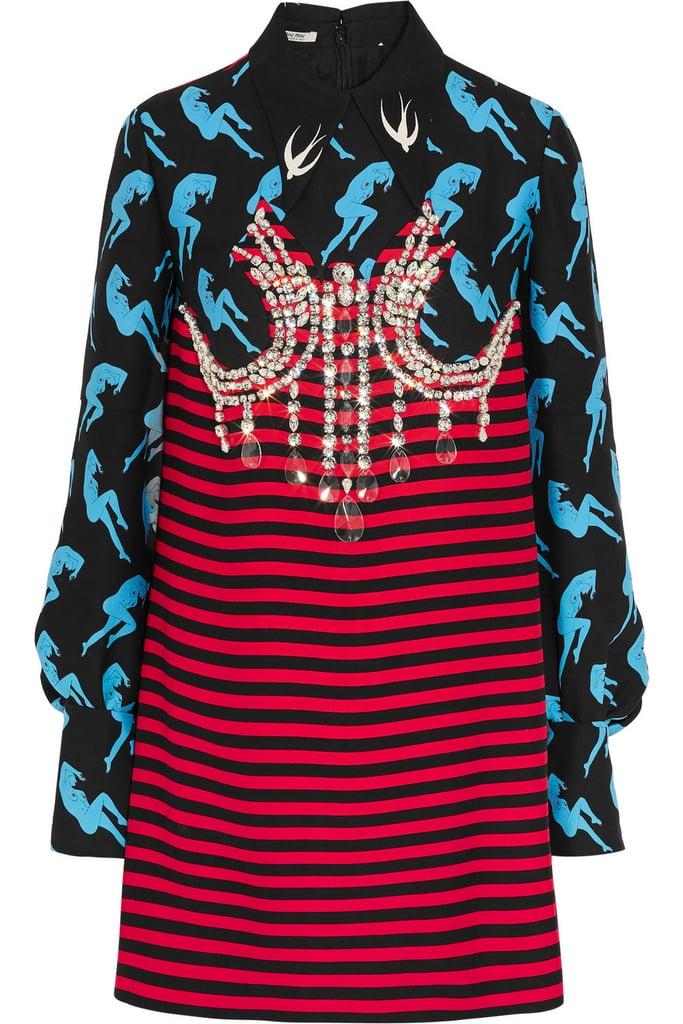 A Miu Miu Dress You Can Buy Now