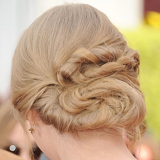 Taylor Swift's Hairstyle at the premiere of The Lorax