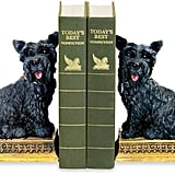 Bed Bath & Beyond Sterling Home Baron Scottie Dog Bookends ($49)