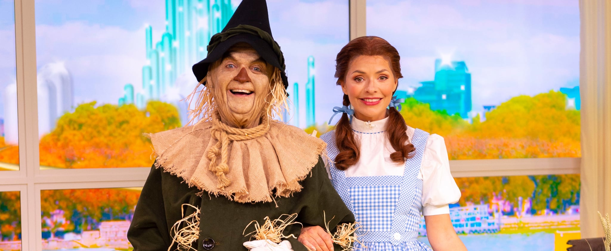 Holly Willoughby's Best Halloween Costumes Over the Years