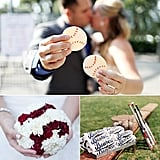 Play Ball! How to Incorporate Baseball in Your Big Day If you and your husband-to-be are fans of the all-American sport, there is a plethora of fun ways to incorporate baseball in your engagement shoot, bridal parties, and wedding day. From the location to the decor to the food, here are some creative ideas for adding a little game day spirit to your big day!