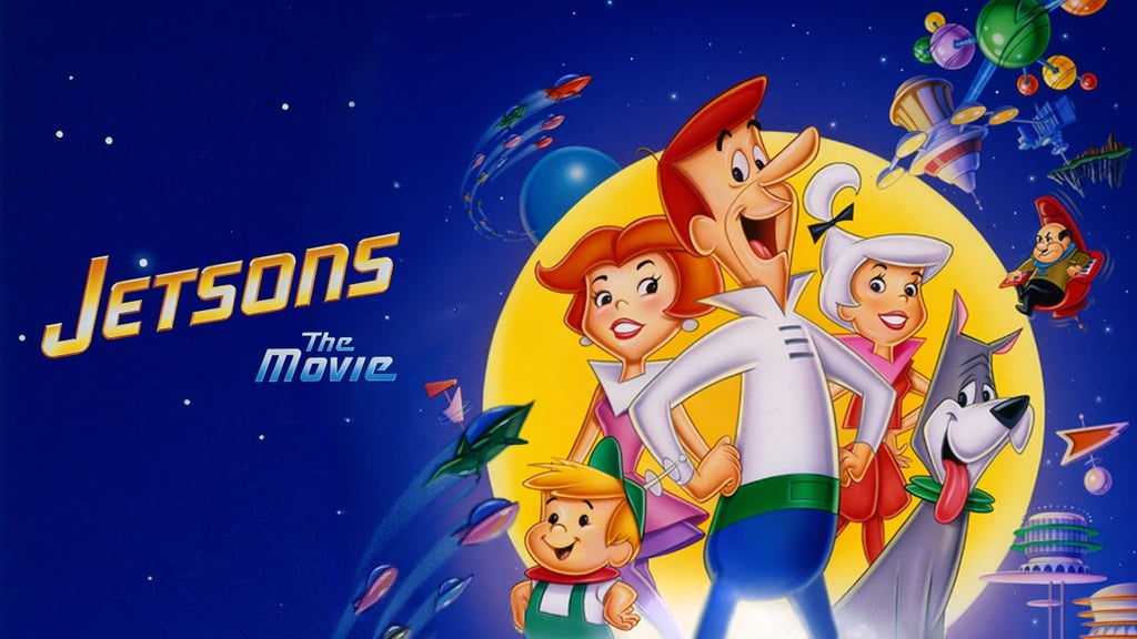 Jetsons: The Movie | TV Shows and Movies on Netflix For Kids ...
