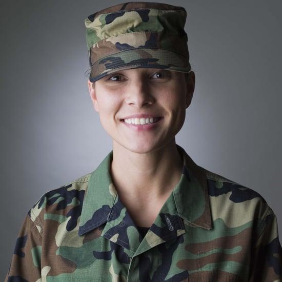 Army Porn Girl
