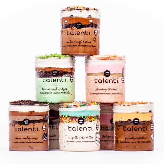 Talenti Jars by Dani Layered Gelato Flavors