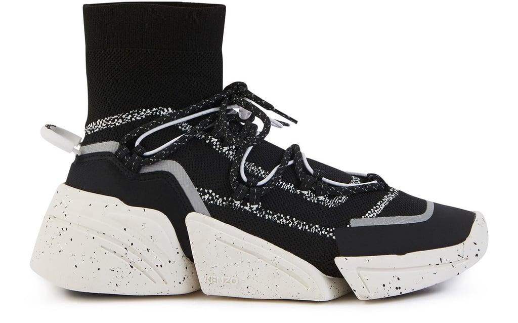 Kenzo K-Sock Slip-Ons