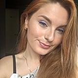 Neon Blue Eyeliner