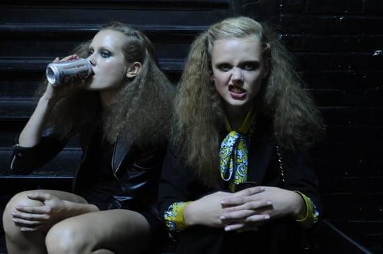 Backstage Photos from New York Fashion Week Spring 2011: Diane von Furstenberg, Marc Jacobs, Tommy Hilfiger, Carolina Herrera