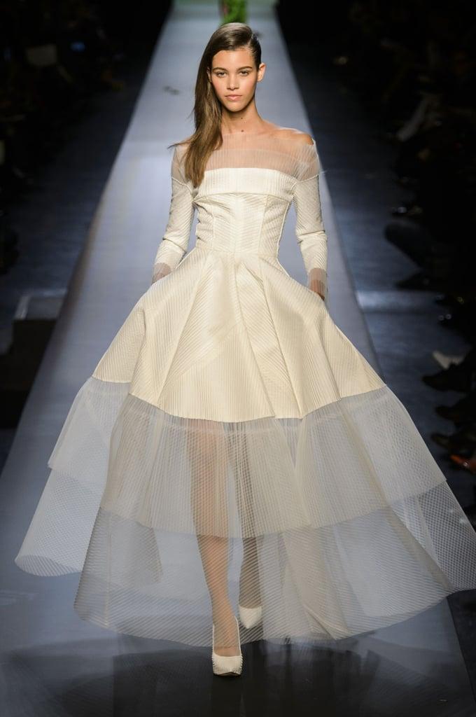 Wedding Dresses Paris Haute Couture Fashion Week 2015 ...