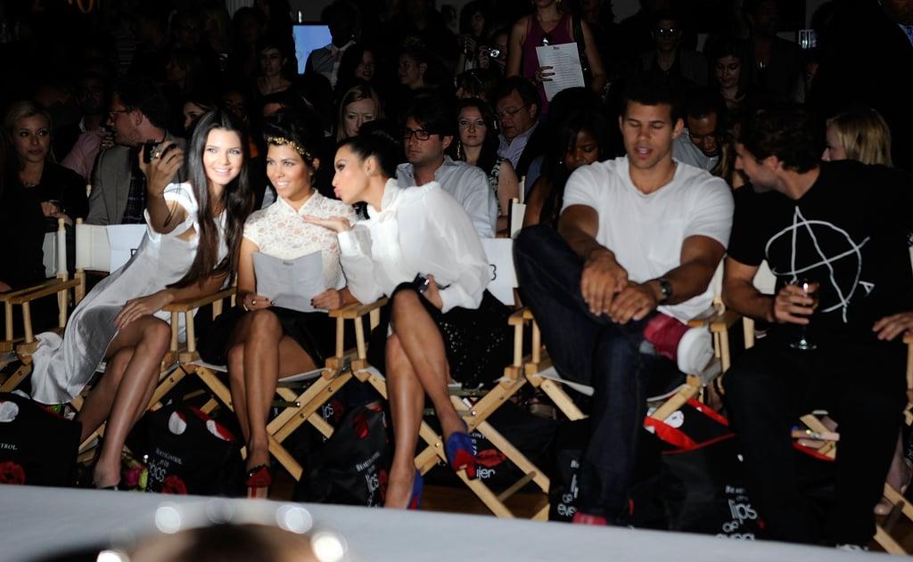 brody jenner and kim kardashian relationship history