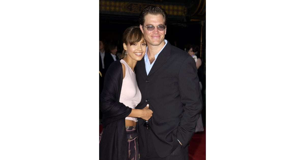 Jessica Alba and Michael Weatherly | TV Costars That Dated ...