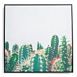 Cactus Family Square Wall Art