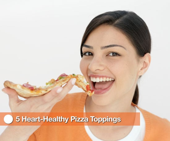 Healthy Toppings For Your Pizza