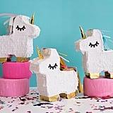 Unicorn Piñatas ($15)