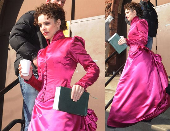 Rachel McAdams in Hot Pink