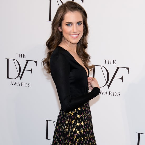 Allison Williams Dress at DVF Awards 2016