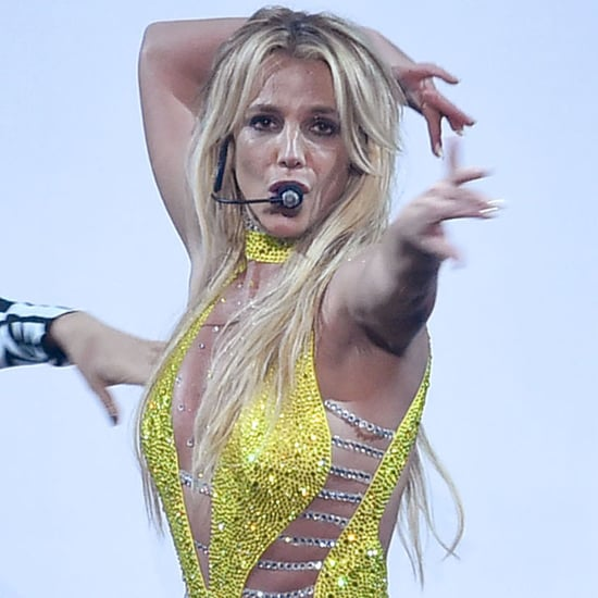 Britney Spears's Performance at MTV Video Music Awards 2016