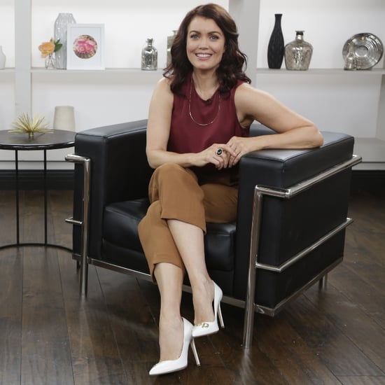 Bellamy Young Scandal Interview (Video)