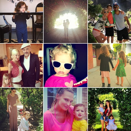 Celeb Parents' Best Photos of the Week