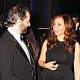 Judd Apatow and Maya Rudolph
