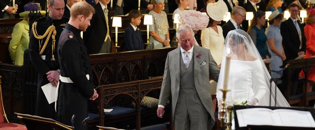 Prince Charles's Speech at Royal Wedding Reception 2018