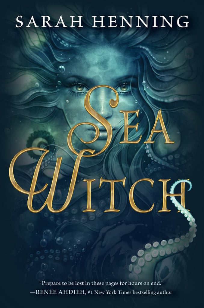 Sea Witch by Sarah Henning (Out July 31)