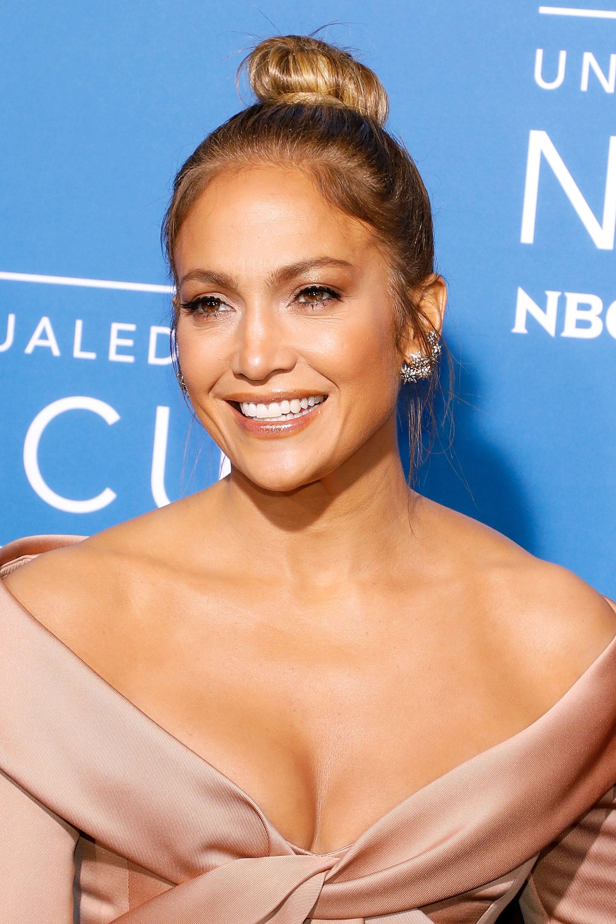 Jennifer Lopez Without Makeup Popsugar Beauty Middle East