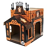 Target Halloween Haunted Cat House